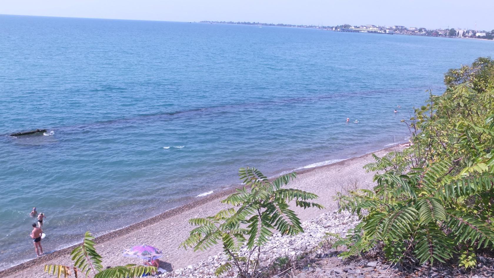 Гагры фото пляжа отзывы